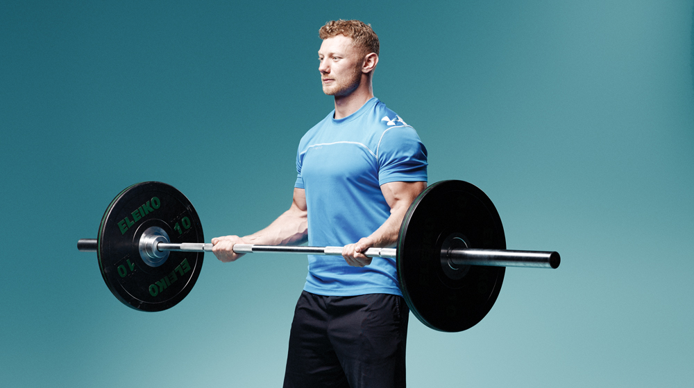 Biceps Barbell Curls How-To, Muscle Worked