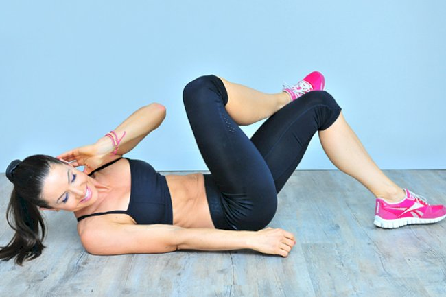 effective abs workout for women