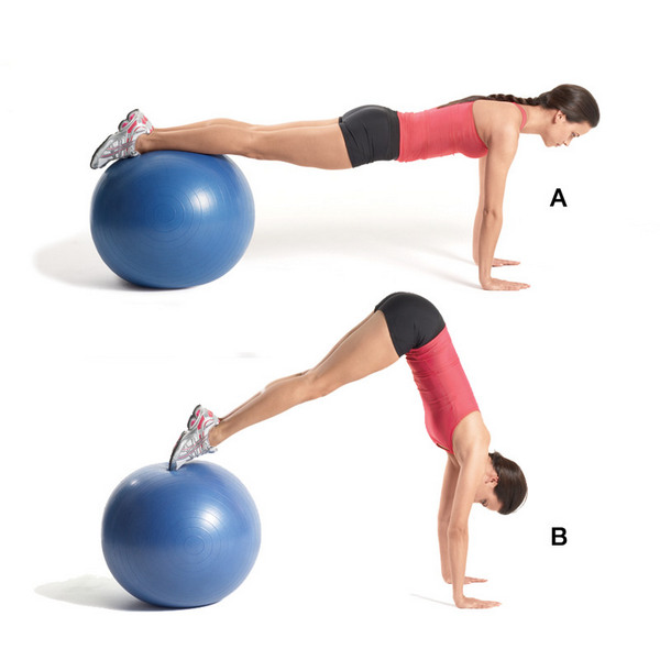 Rolling Fitball
